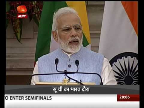 India-Myanmar bilateral talk