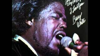 Barry White - Just Another Way to Say I Love You (Full Album)