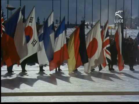 Cortina olimpiadi 1956