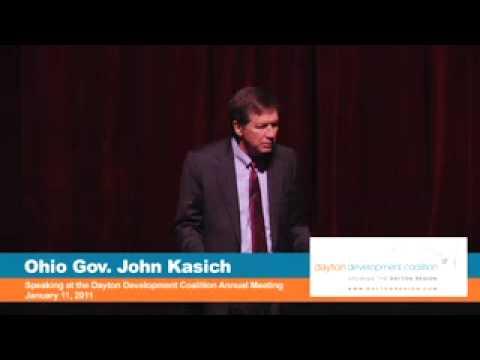 Ohio Governor John Kasich on Sinclair Community College