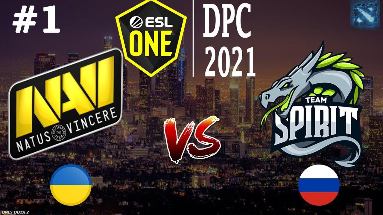 Download ПЕРВЫЙ МАТЧ НАВИ С РАМЗЕСОМ! | Na`Vi vs Spirit #1 (BO3) ESL One DPC 2021