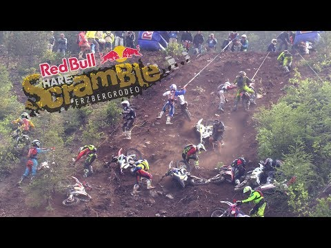 Erzbergrodeo 2017 - Red Bull Hare Scramble & 4 Days Best Action