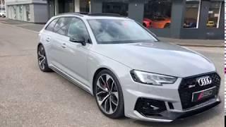 2018 Audi RS4 Avant 2.9 TFSI Avant Tiptronic Quattro 5dr