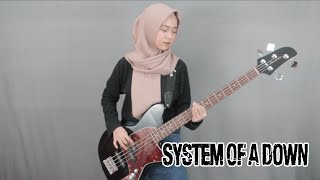 🎵 System Of A Down - Aerials | Bass & Guitar cover Instrumental
