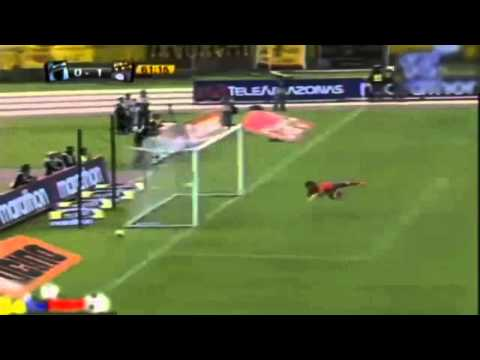 Holger Matamoros GOAL from OWN HALF (40 Meters) - AMAZING!!!!