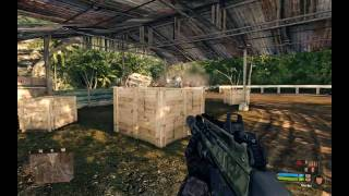 Crysis Warhead Gameplay HD (Max graphics) Pt. 3