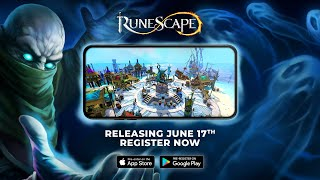 RuneScape on Mobile - Summer 2021