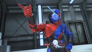 Kamen Rider: Climax Fighters (PS4) - Kamen Rider Build Gameplay
