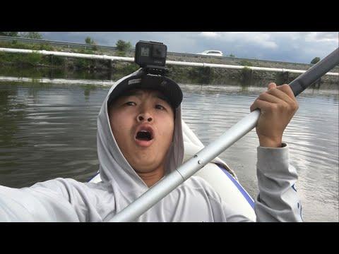Canoe Fishing Adventure (Swift Creek Reservoir)