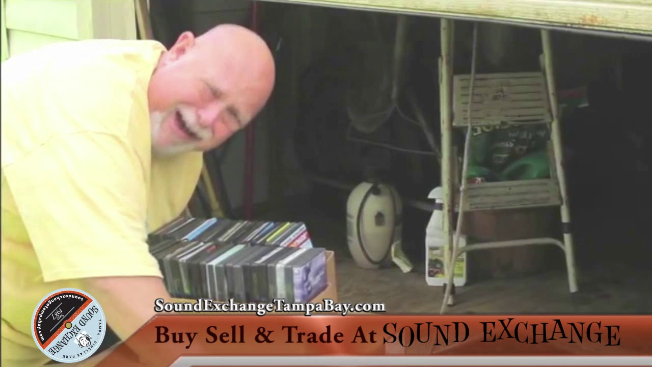 Sell Your Stuff – Sound Exchange Tampa Bay