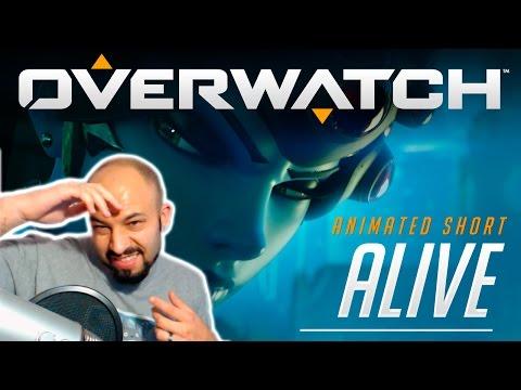 Corto animado de Overwatch: Alive | Video Reaccion | Reaction | Español