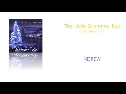 The Little Drummer Boy (Christmas) - Cello Cover by NDREW