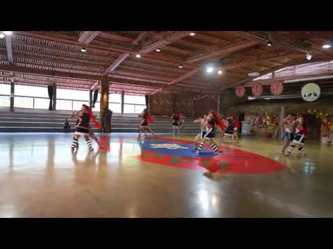 Alishan Tsou Aboriginal tribe dance
