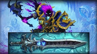 Hearthstone Adventure: Icecrown - Lich King Defeat with Silence Priest (+ Deck List, cheap)
