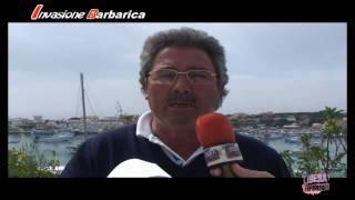 A Lampedusa Invasione Barbarica