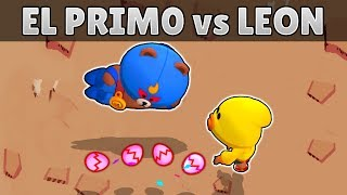 EL PRIMO vs LEON | 1 vs 1 | BROWN vs SALLY