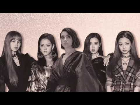 Kiss And Make Up Áudio HD - Dua Lipa & Blackpink
