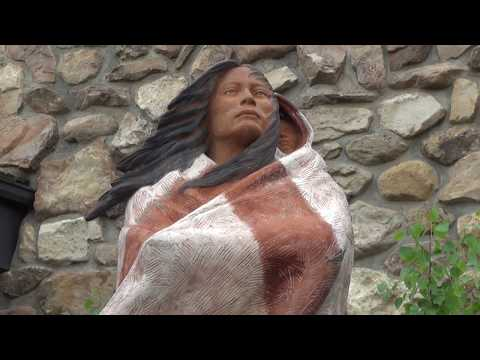 History Of Plains Indians At Cody Museum - Cody Wyoming