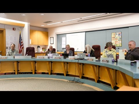 April 24, 2018 - Cook County Board of Commissioners