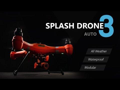 Swellpro Splash Drone 3 Waterproof Test IP67