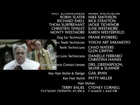 How The Grinch Stole Christmas: End Credits (With Outtakes)