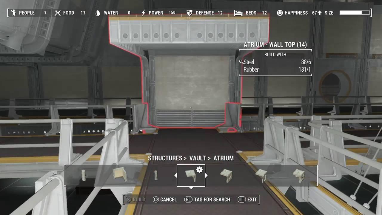 Fallout 4 The Perfect Atrium Of Vault 88