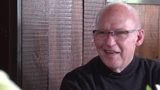 Klaas in gesprek met John Mcdonald
