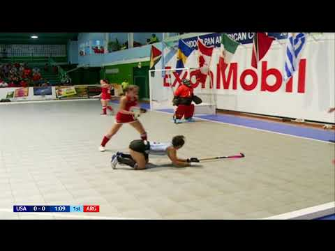 Day 6 - Women's Final (Argentina vs USA) Part 2