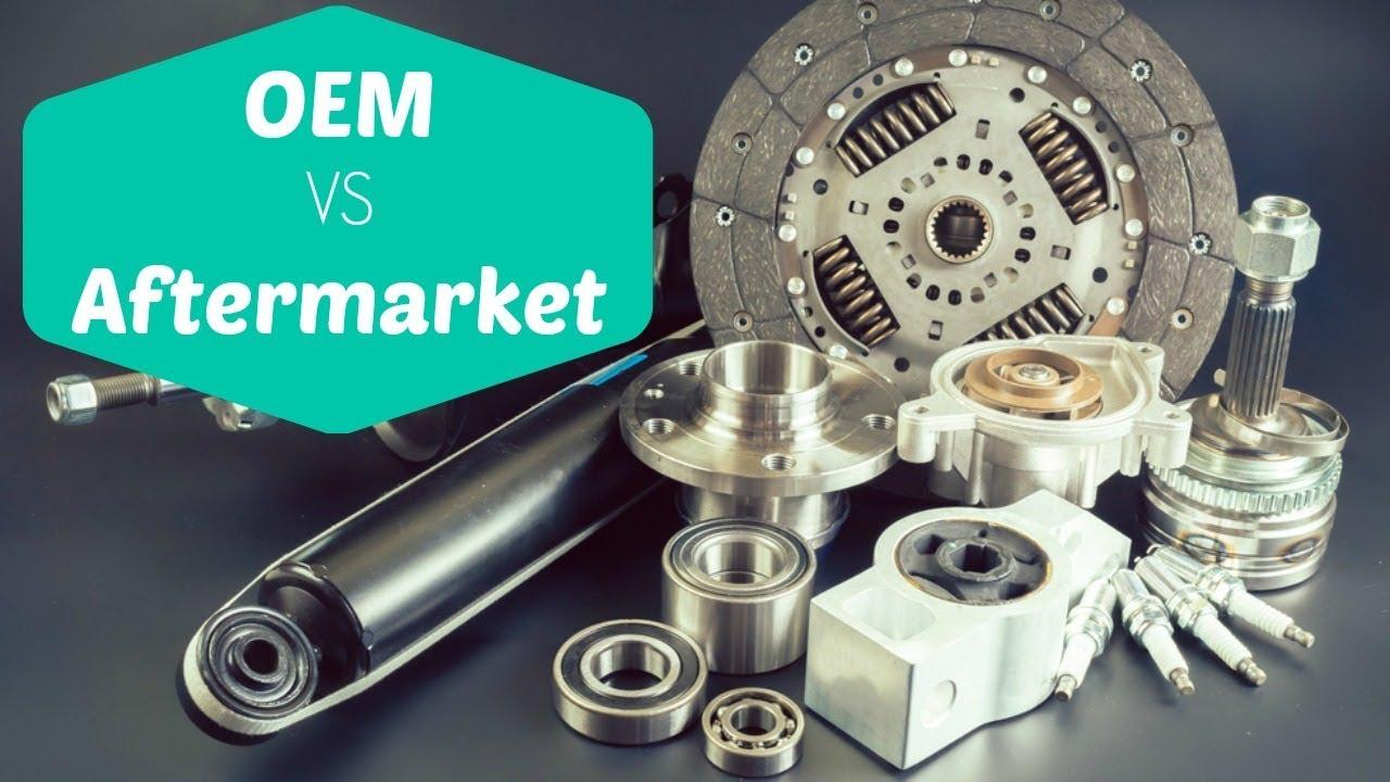 OEM vs Aftermarket Car Parts