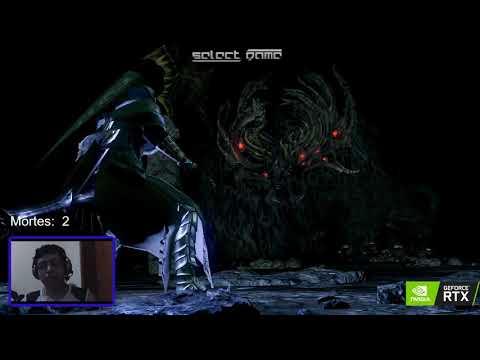 Dark Souls Remastered - Voragem do Abismo (GeForce RTX 2070)