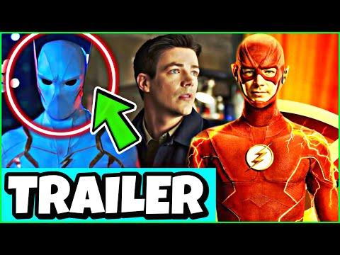 Download THE FLASH vs GODSPEED! Godspeed's INVASION Begins! - The Flash 7x15 Trailer Breakdown