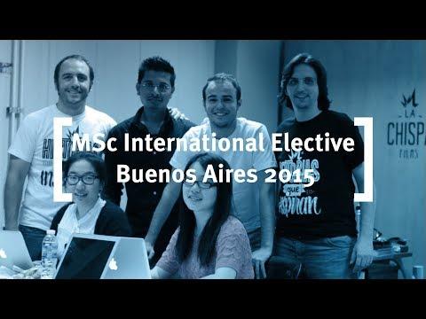 Cass Business School: MSc International Elective, Buenos Aires 2015