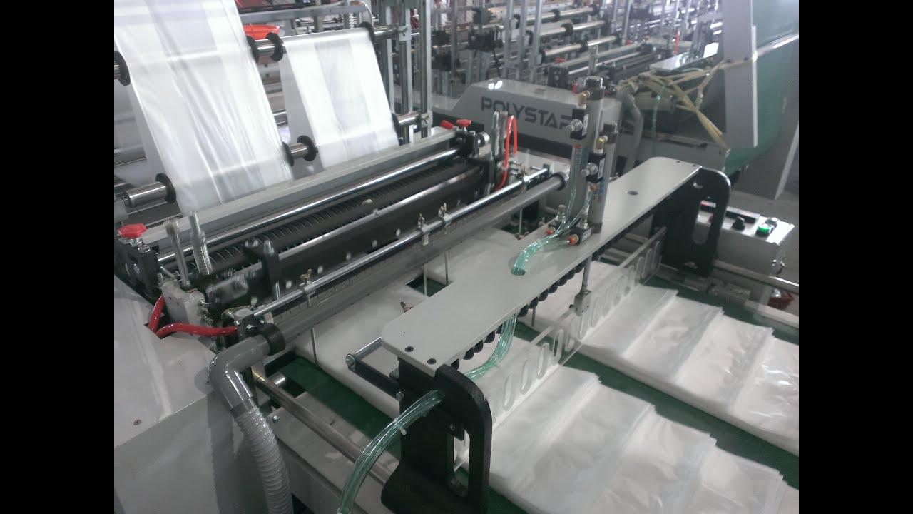 polythene bags machine