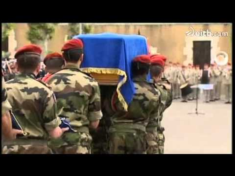 Bayonne : Hommage au soldat Duval, tué au Mali