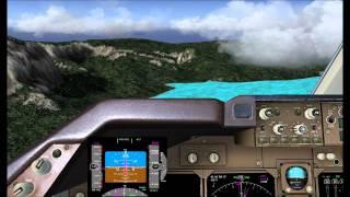 Landing in Atuona (NTMN)
