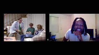 OH. MY. GOD. LMAO!!! [LP Reacts to 'Matt Foley: Van Down By the River - SNL']