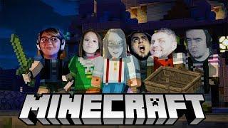 6D Minecraft   Хубики Кооооооооопать и Bushes Of Love