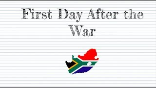First Day After the War by Mazisi Kunene - Analysis