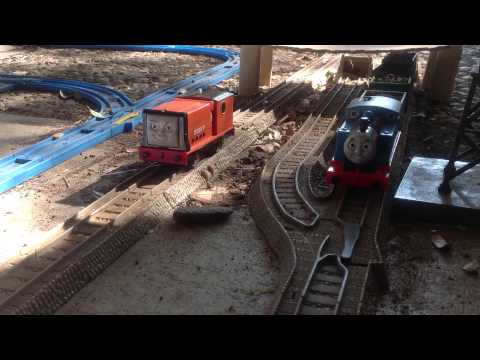 Trackmaster Duncan And The Old Mine By DFletcher