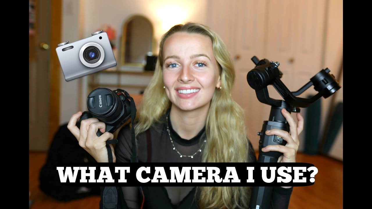 My Photography/Videography Gear | Canon Mark IV - DJI Drone - Ronin S