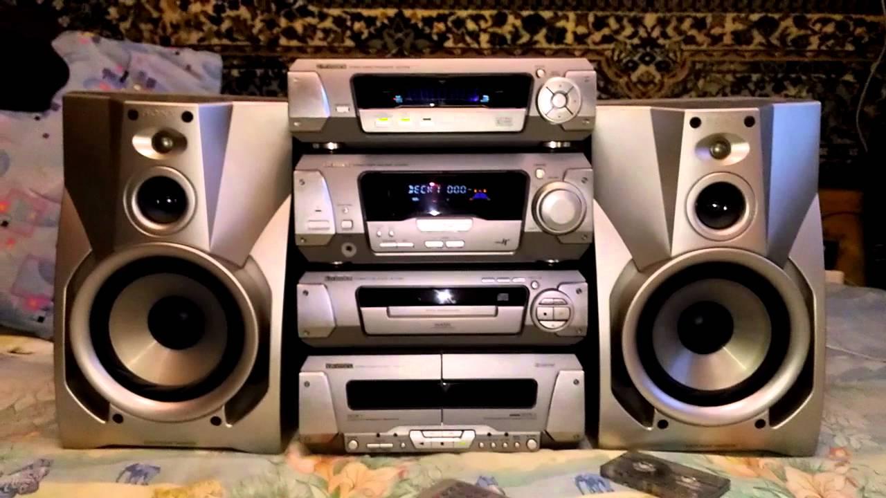 муз. центр sony shake 66d. подарок для соседей.cool home stereo .