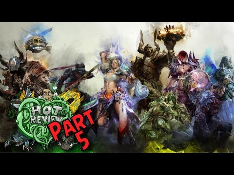 The Guild Wars 2 Heart of Thorns Review | Elite Specialisations