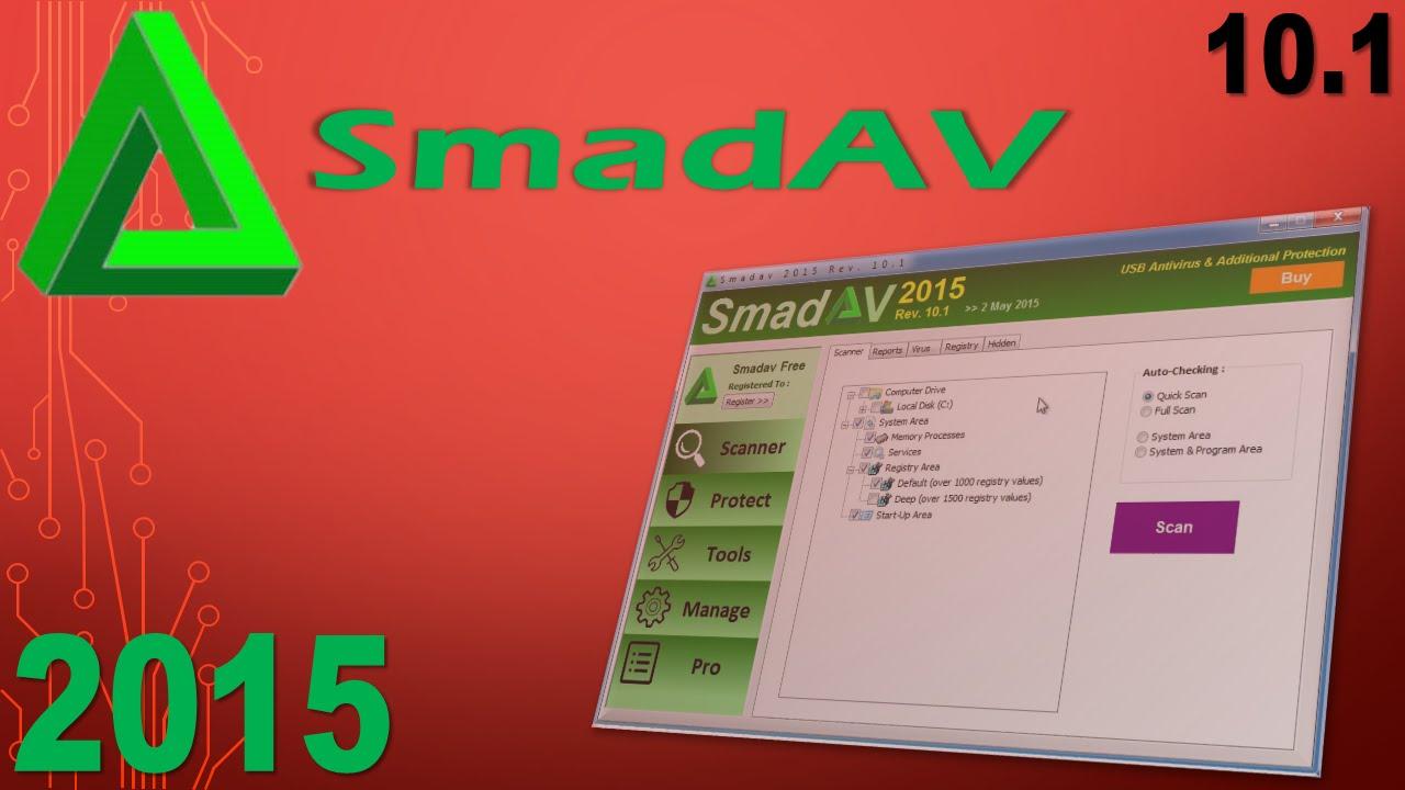 Smadav 2015 removal test youtube.