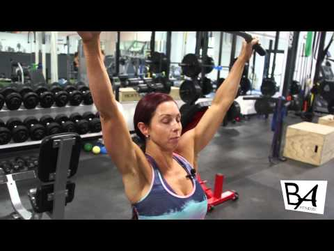 Lat Pulldown Variations and Form
