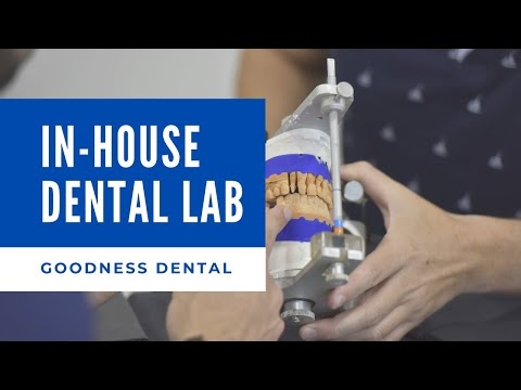 Goodness Dental In-House Dental Lab