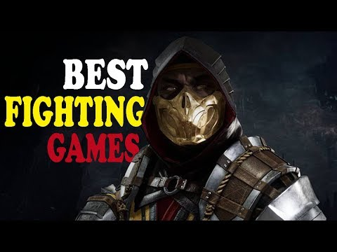 Best Fighting Games For Android & IOS 2019