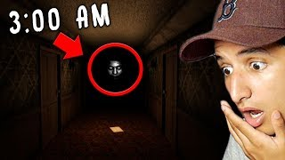 Do NOT Sleep in this Hotel after 3:00 AM... (Random Horror Game)