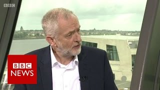 Jeremy Corbyn on Brexit, NHS and Syria - bbc news