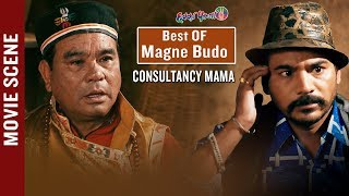 Magne Buda (माग्ने बुढा) Full Comedy Halka Ramailo   Nepali Movie Comedy 2020   Chhakka Panja 2