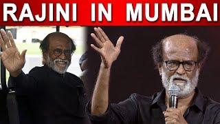 Rajini in Mumbai